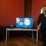 David Chislett presenting- Be a Pirate
