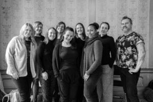 Chislett Workshop group