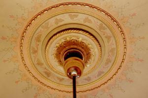 StartDock ceiling