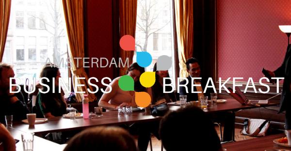 Itzik Amiel Amsterdam Biz Breakfast