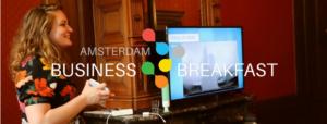 Lian Videovrouw - Business Breakfast cover