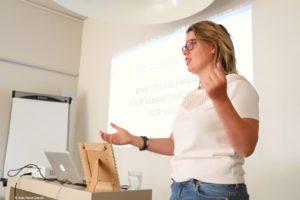 Maggie Giele UBB Presentation