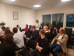 Rotterdam Launch - Marcel LinkedIn