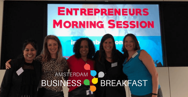 Entrepreneurs session organizers