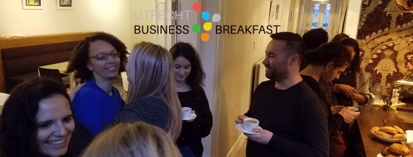 Utrecht Business Breakfast 1st Anniversary