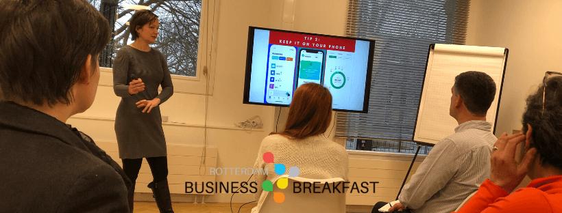 Jen van Dijk - Financial Plan