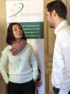 Petra Fisher- LinkedIn