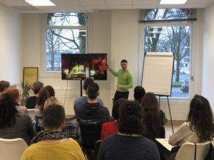 Bogdan Presenting Skills